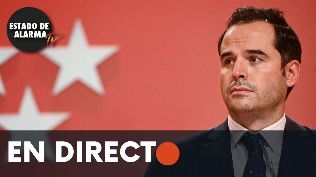 DIRECTO | Rueda de prensa del Consejo de Gobierno CMA