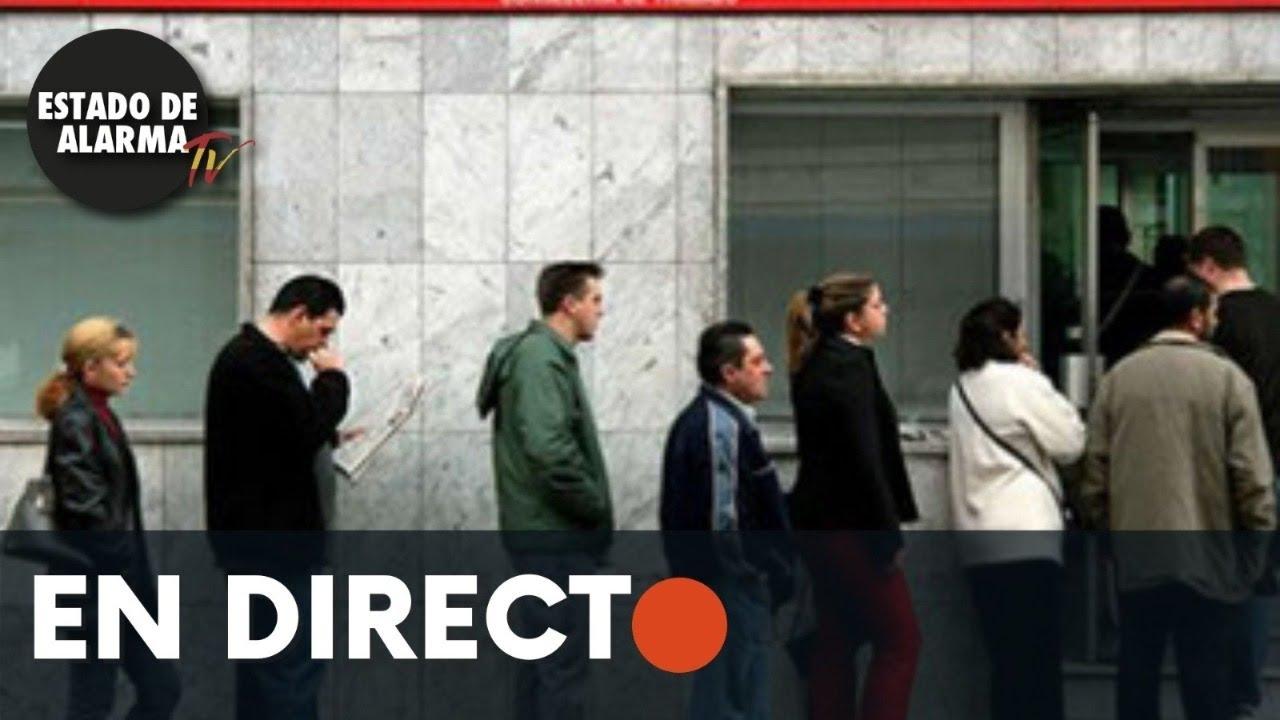 DIRECTO | Datos de PARO y Afiliación a la Seguridad Social del mes de Febrero