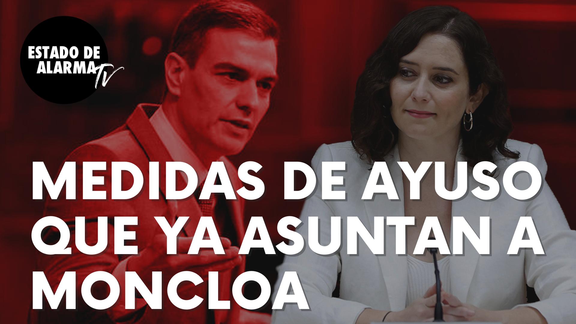 Las primeras medidas de Isabel Díaz Ayuso para Madrid que ya asustan al Gobierno de Sánchez