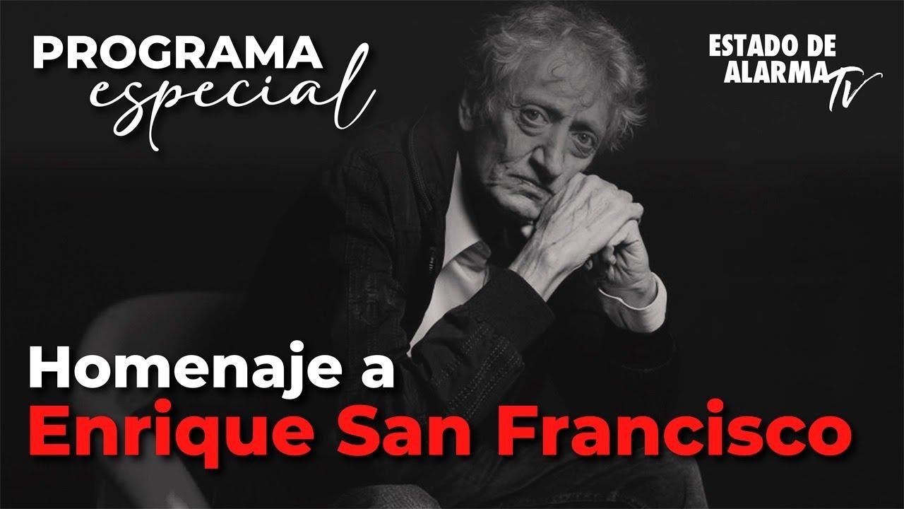 Homenaje a Enrique San Francisco - Especial en Directo, Hugo Pereira,Javier Negre,Rodrigo Villar
