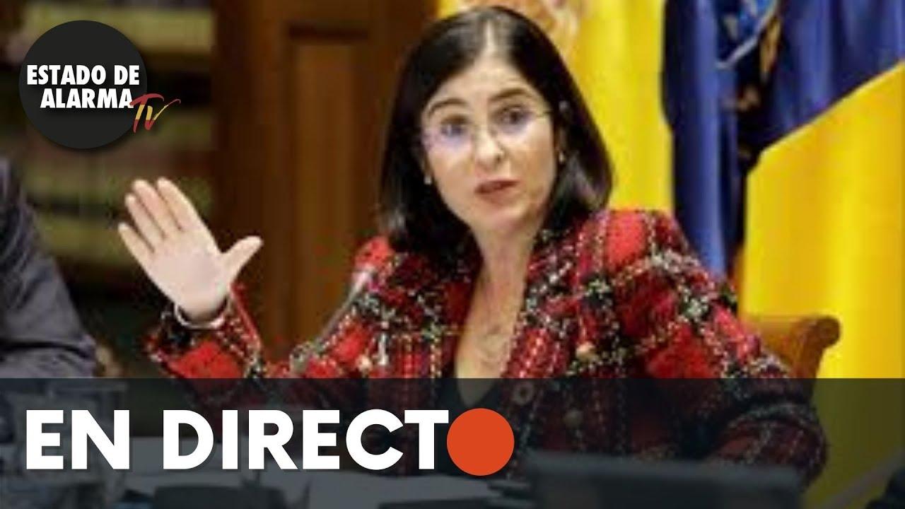 DIRECTO | Carolina Darias en rueda de prensa tras el Consejo Interritorial de Salud